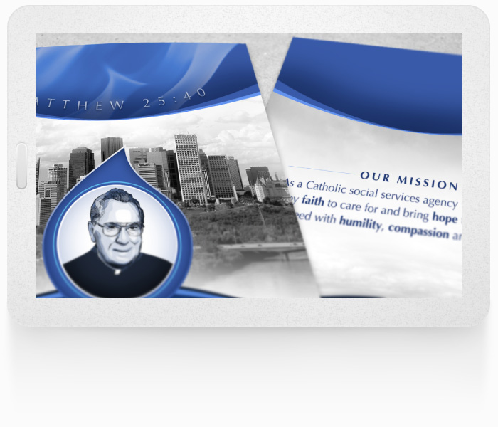 Msgr William Irwin Folders
